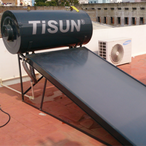 Solar water heater system solar hot water system is based on the principle of black body absorption the black surface of the collector absorbs the heat energy from the sun rays and sciox Gallery